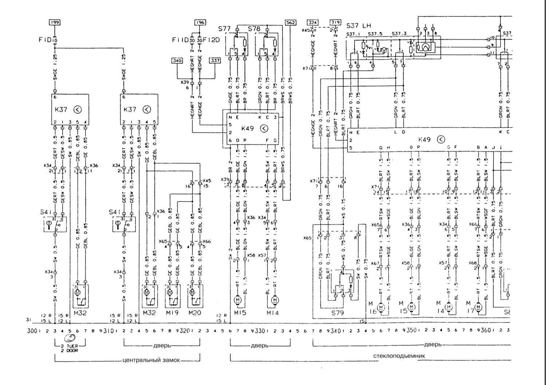 Камаз 4310 тормозная схема