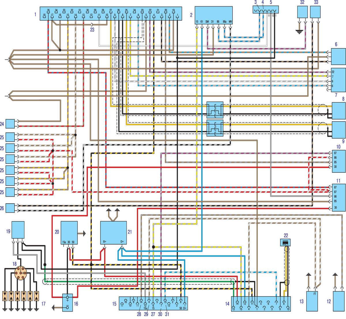Схема радиоприемника рига 104 фото 656