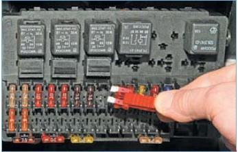 26294451 - Схема предохранителей приора 16 клапанная