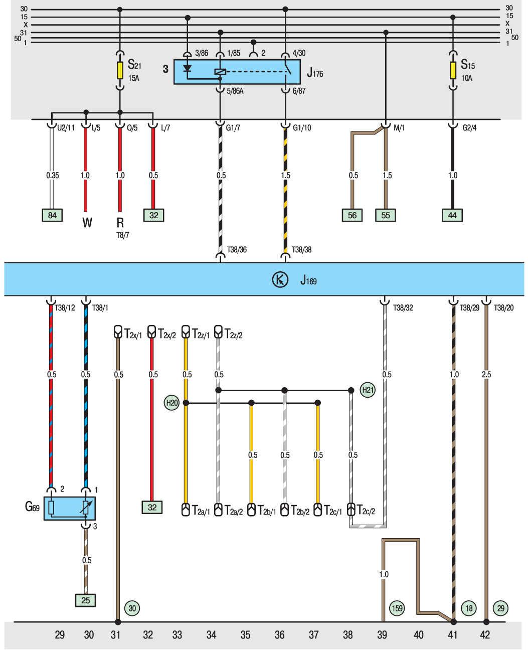 Система зажигания на фольксвагене транспортере т4 автоприем на элеваторе