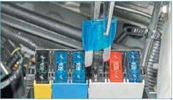 61847029 - Схема предохранителей приора 16 клапанная