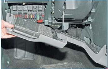 82714719 - Схема предохранителей приора 16 клапанная