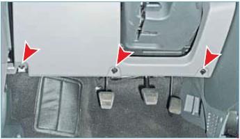 93576472 - Схема предохранителей приора 16 клапанная