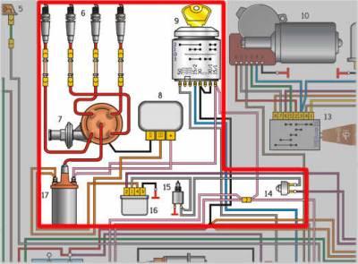 s06556899 - Щиток приборов газ 3110 распиновка