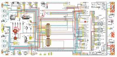 s25991944 - Схема подключения датчика уровня топлива ваз 2106