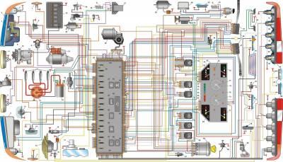 s46717428 - Схема подключения генератора москвич 2141