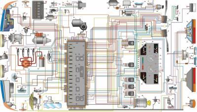 s66870626 - Схема подключения генератора москвич 2141