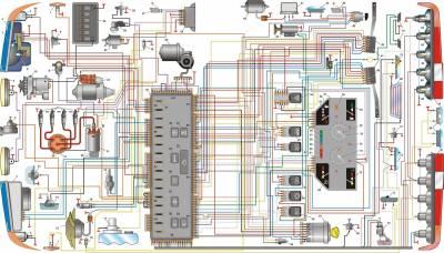 s67056417 - Схема подключения генератора москвич 2141