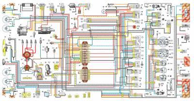 s89298792 - Схема подключения датчика уровня топлива ваз 2106