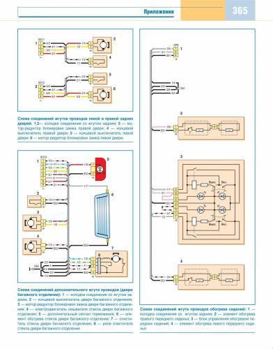 s44756470 - Шеви нива электрическая схема