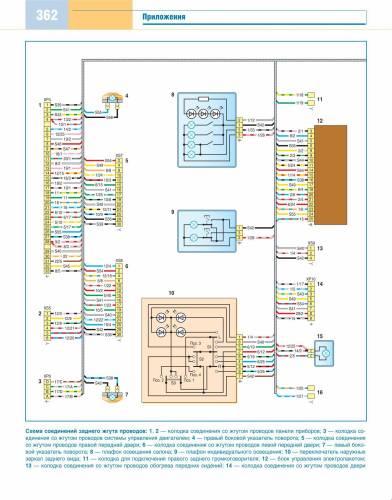 s52093999 - Шеви нива электрическая схема