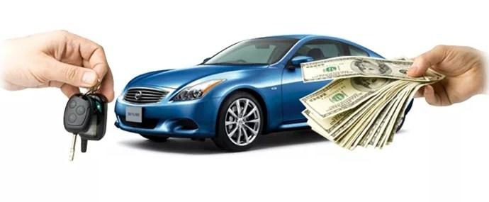 ключи, автомобиль и деньги